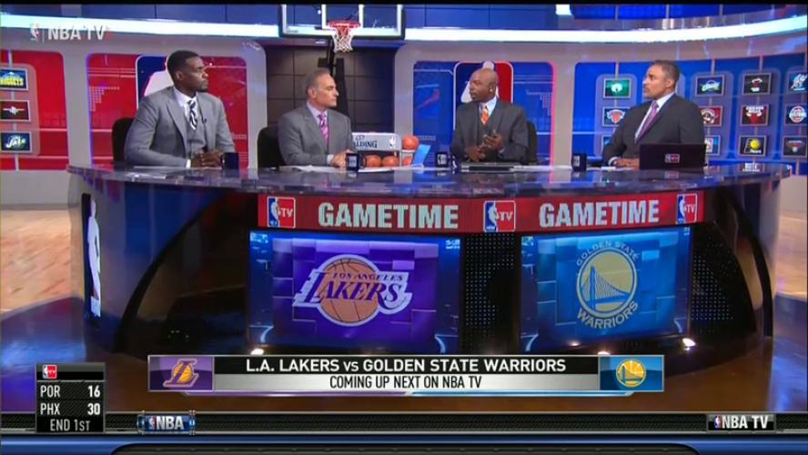 NBA on NBA TV (CA) next episode air date poster