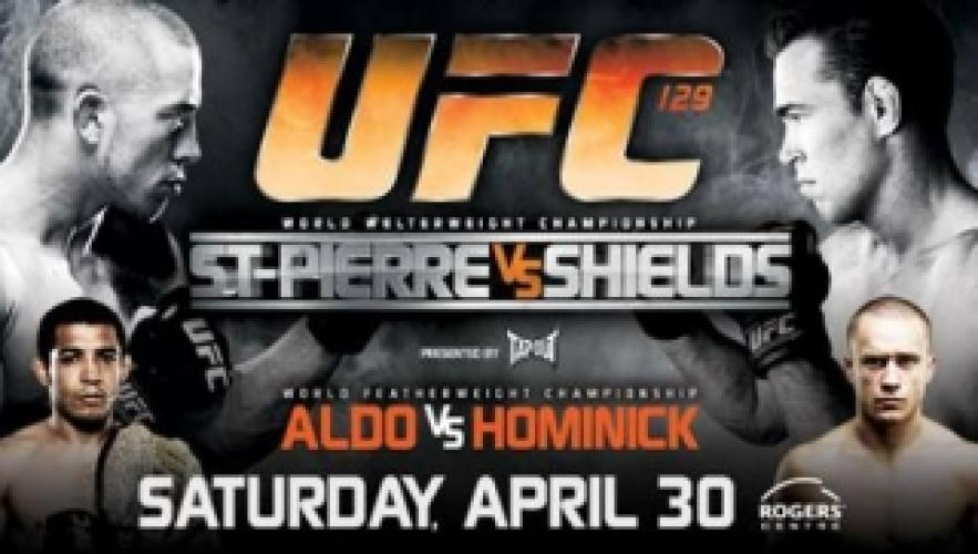 UFC Preliminary Fights next episode air date poster