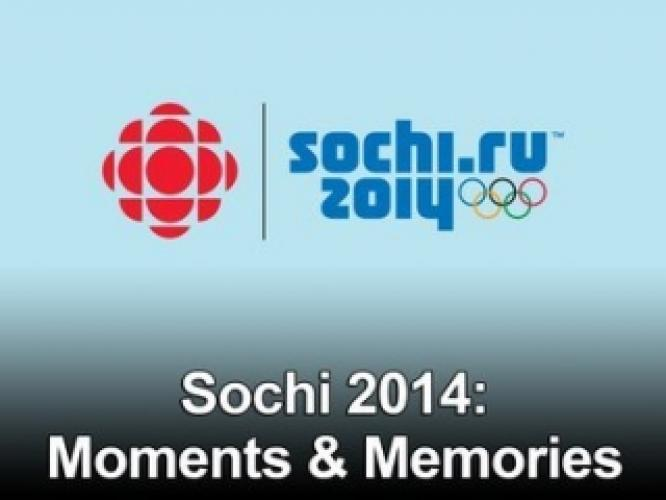 Soci 2014: Moments & Memories next episode air date poster