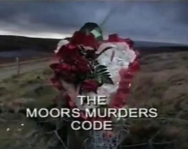 The Moors Murders Code next episode air date poster