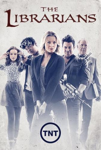 The Librarians next episode air date poster