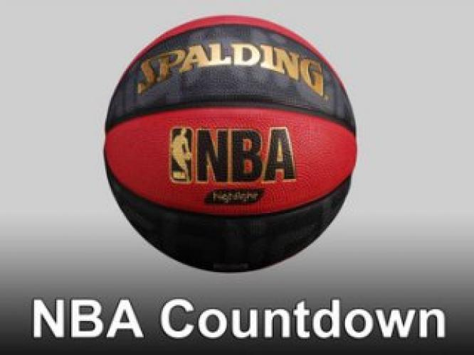 NBA Countdown next episode air date poster