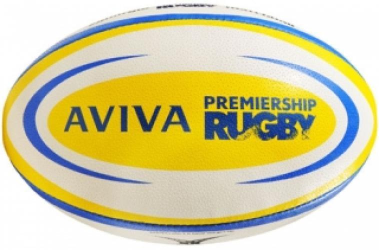 Rugby: Aviva: Premiership next episode air date poster