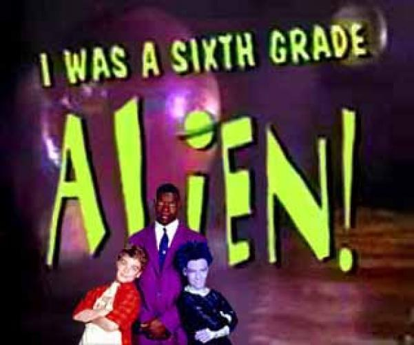 I Was a Sixth Grade Alien! next episode air date poster