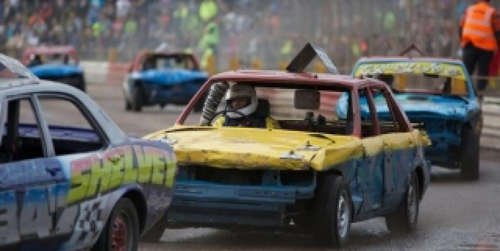 Fast And Fearless: Britain's Banger Racers next episode air date poster