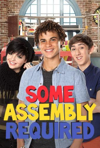 Some Assembly Required next episode air date poster