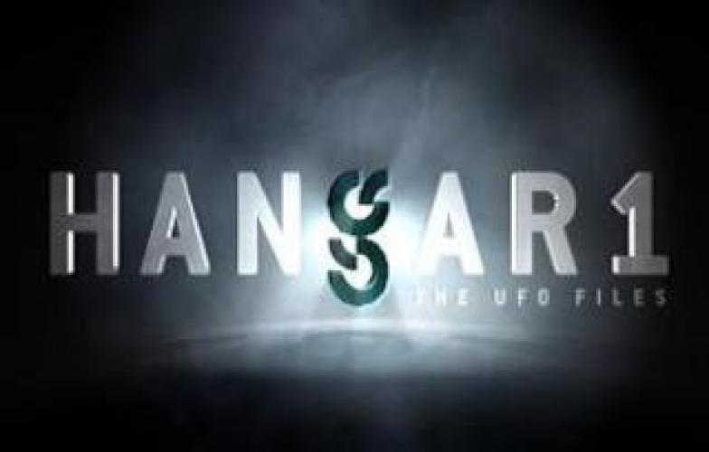 Hangar 1: The UFO files next episode air date poster