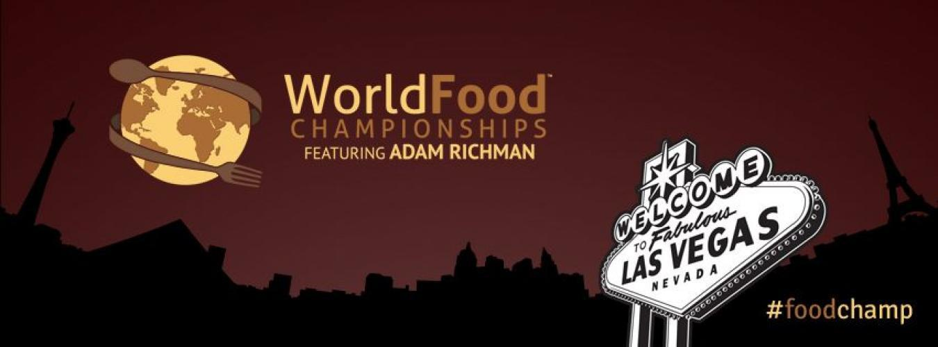 World Food Championships next episode air date poster