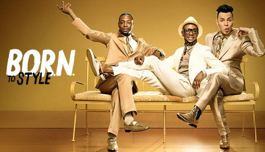 B.O.R.N. to Style next episode air date poster