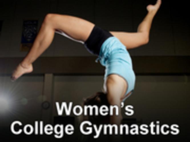 Women's College Gymnastics on ABC next episode air date poster