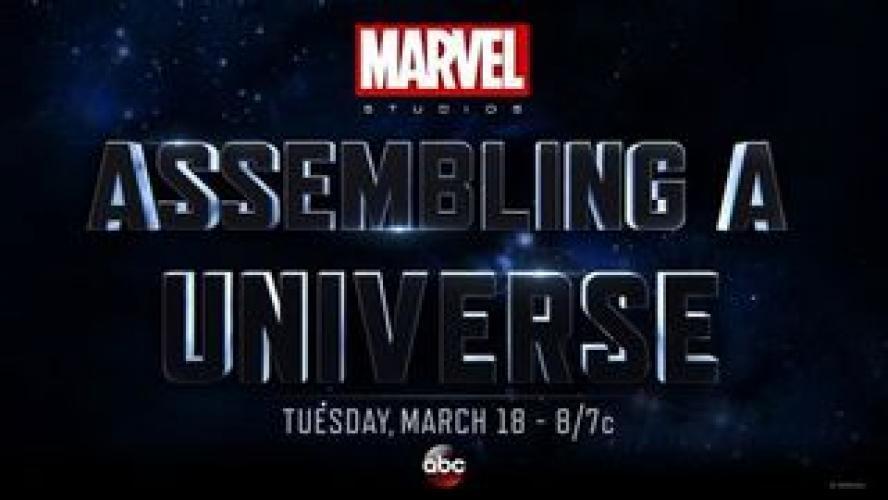 Marvel Studios: Assembling A Universe next episode air date poster