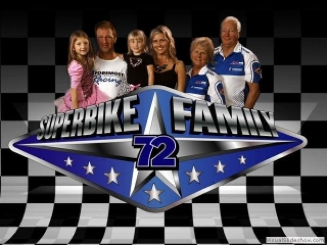 Superbike Family next episode air date poster