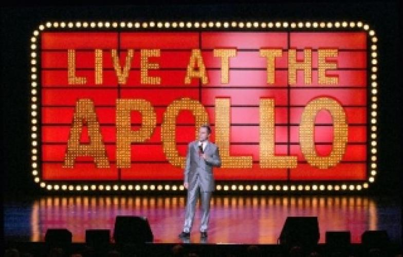 Jack Dee Live at the Apollo next episode air date poster