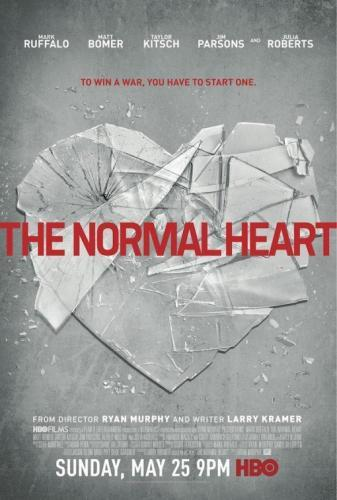 The Normal Heart next episode air date poster