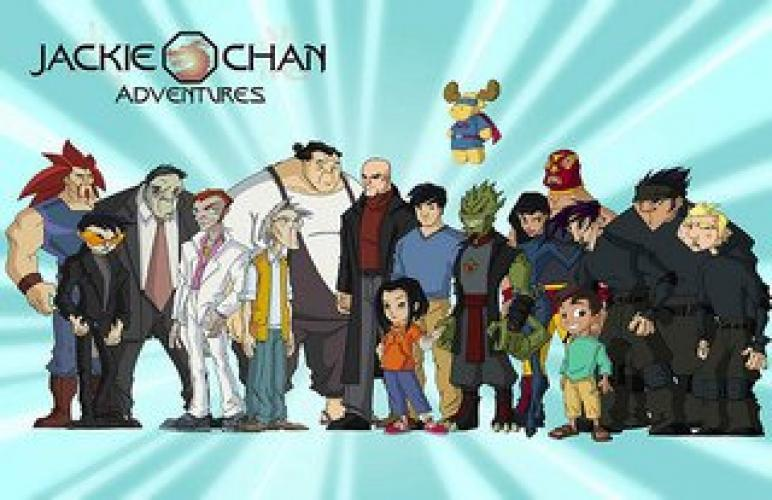 Jackie Chan Adventures next episode air date poster