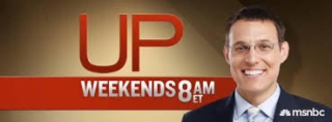 Up with Steve Kornacki next episode air date poster