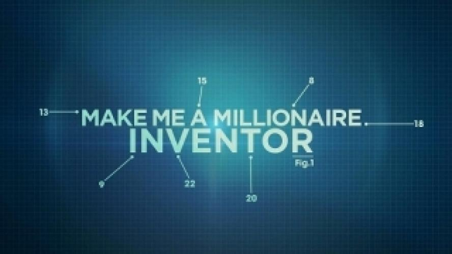 Make Me A Millionaire Inventor next episode air date poster