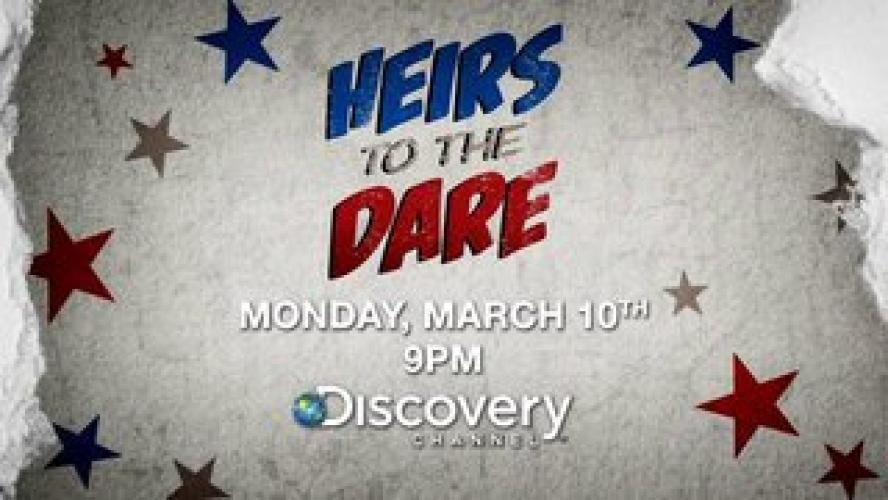 Heirs to the Dare next episode air date poster