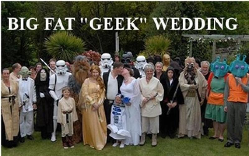 My Big Fat Geek Wedding next episode air date poster