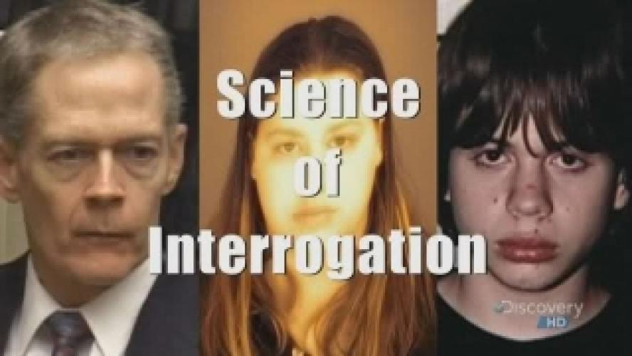 Science of Interrogation next episode air date poster
