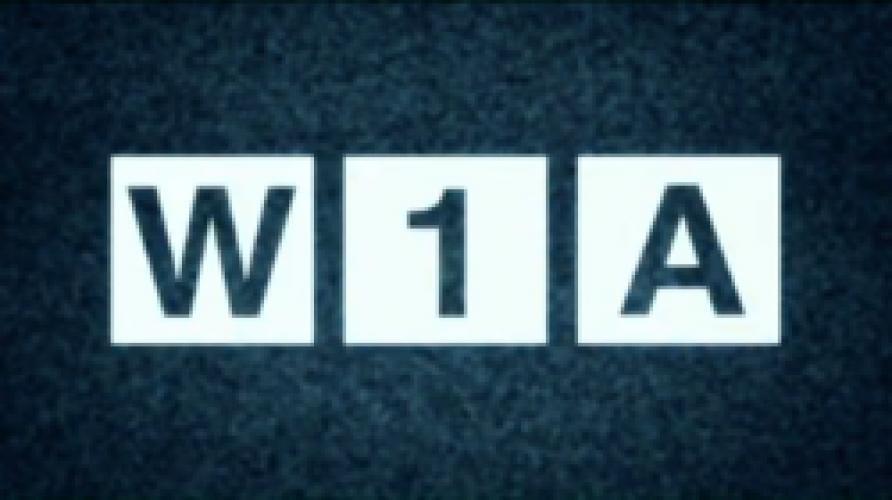 W1A next episode air date poster