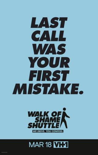 Walk of Shame Shuttle next episode air date poster