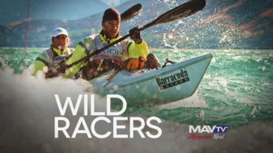 Wild Racers next episode air date poster