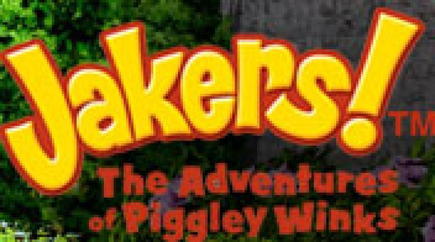 Jakers! The Adventures of Piggley Winks next episode air date poster