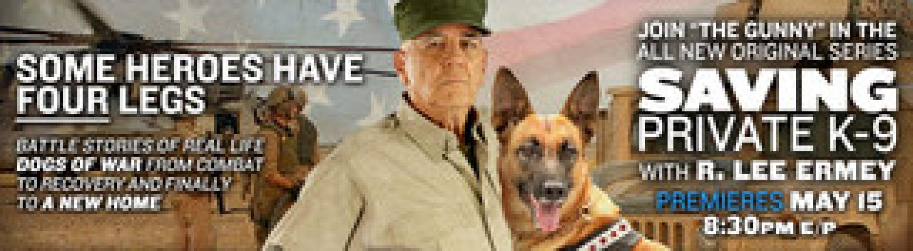Saving Private K-9 next episode air date poster