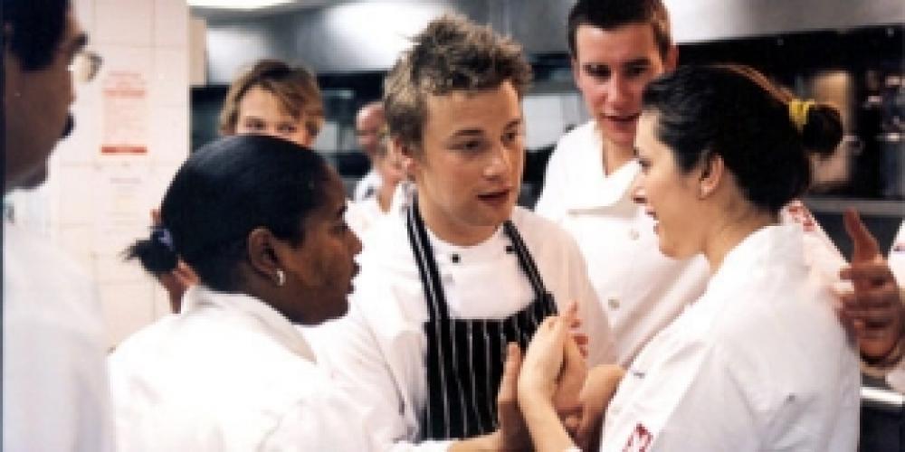 Jamie's Kitchen next episode air date poster