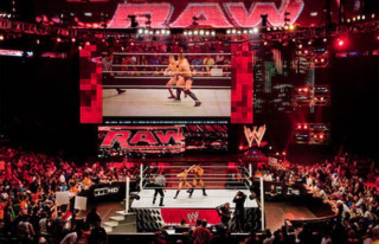 WWE Monday Night RAW Flashback next episode air date poster