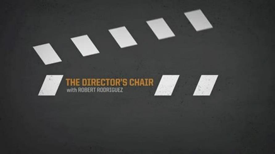 El Rey Network Presents: The Director's Chair next episode air date poster