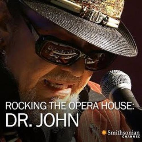 Rocking the Opera House: Dr. John next episode air date poster