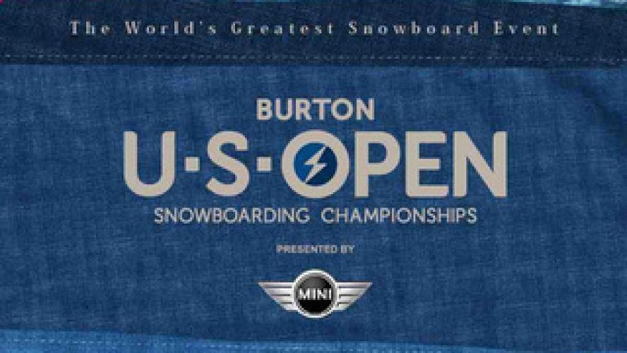 Burton U.S. Open '14 next episode air date poster