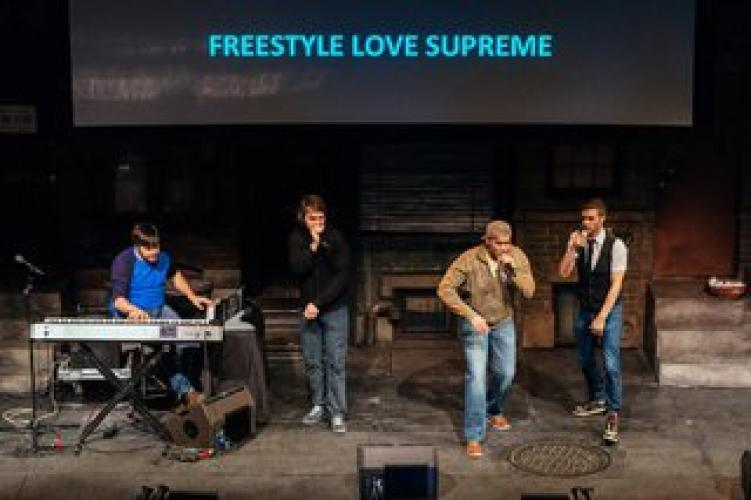 Freestyle Love Supreme next episode air date poster