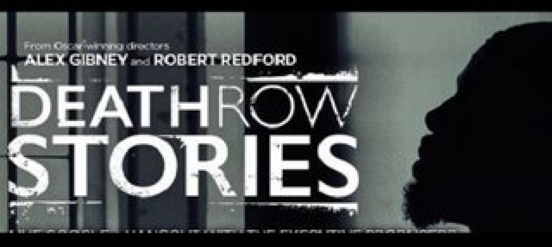 Death Row Stories next episode air date poster