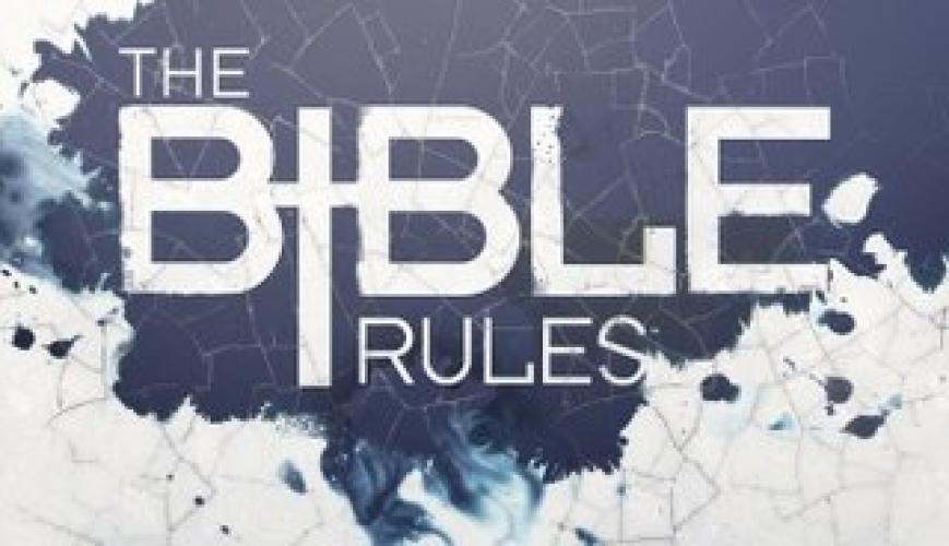 The Bible Rules next episode air date poster