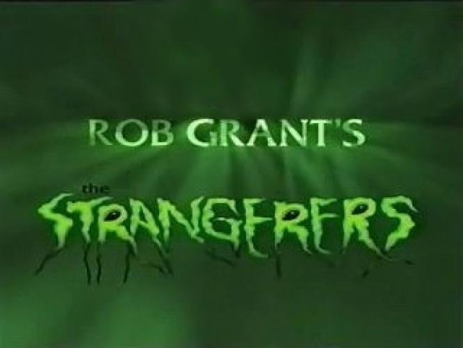 The Strangerers next episode air date poster