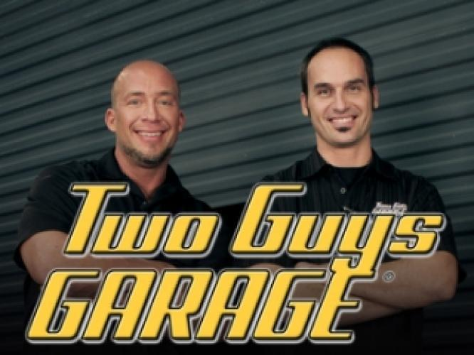 Two Guys Garage next episode air date poster