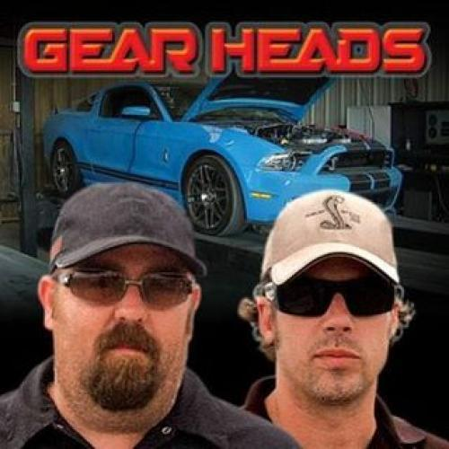 Gear Heads next episode air date poster