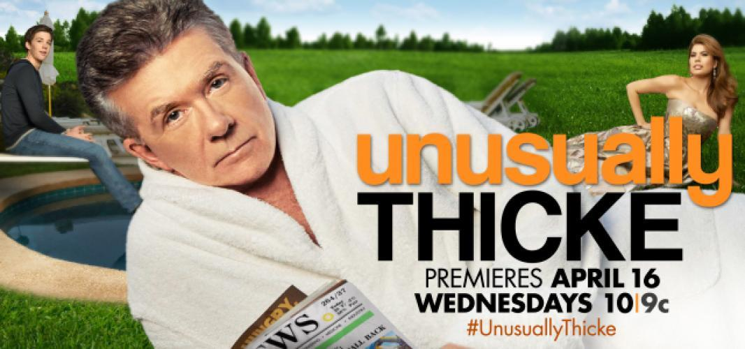 Unusually Thicke next episode air date poster