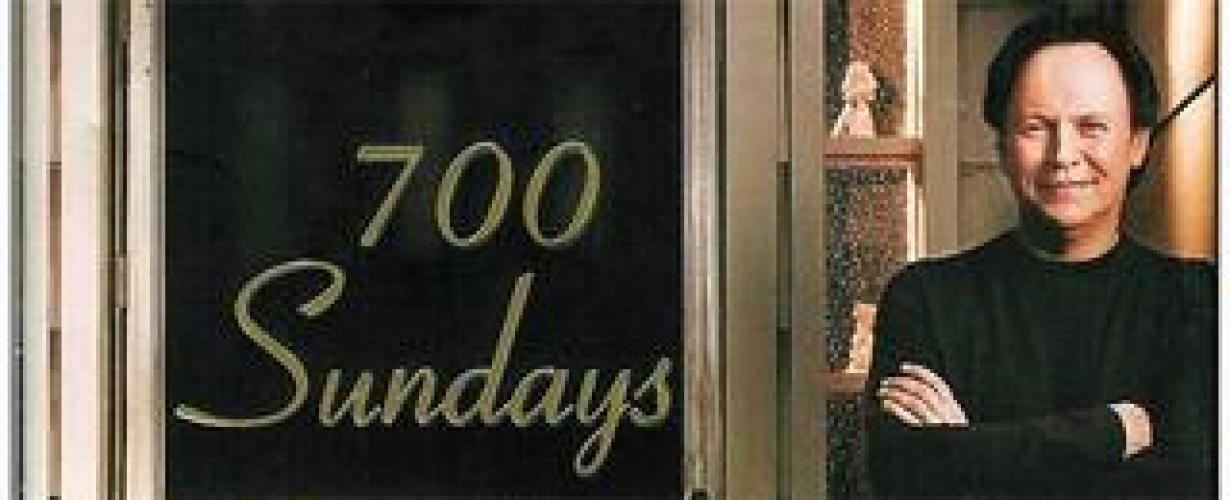 Billy Crystal's 700 Sundays next episode air date poster
