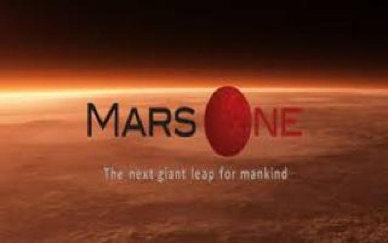 Mars One next episode air date poster