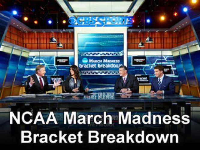 NCAA March Madness Bracket Breakdown next episode air date poster