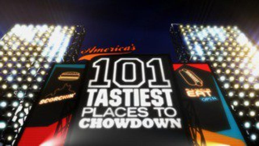 101 More Amazing Places to Chowdown next episode air date poster