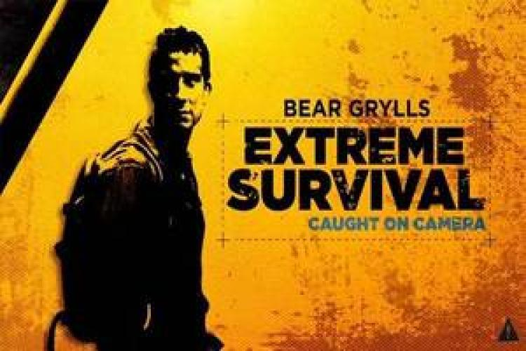 Bear Grylls: Extreme Survival Caught on Camera next episode air date poster