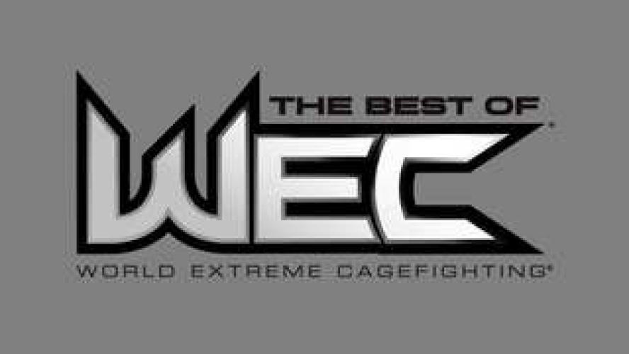 Best of WEC next episode air date poster