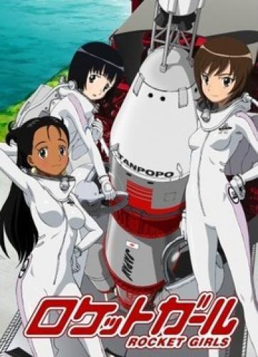 Rocket Girls next episode air date poster