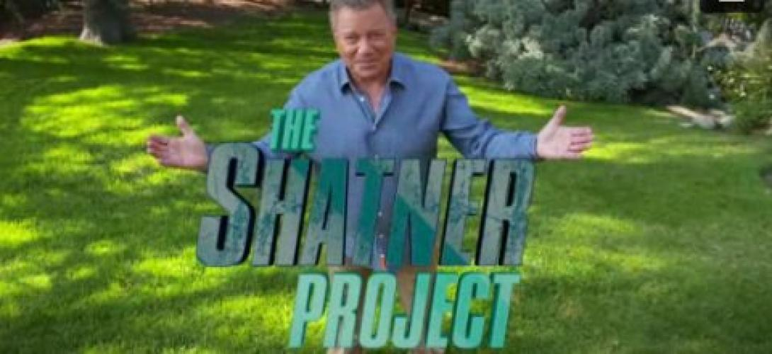 The Shatner Project next episode air date poster
