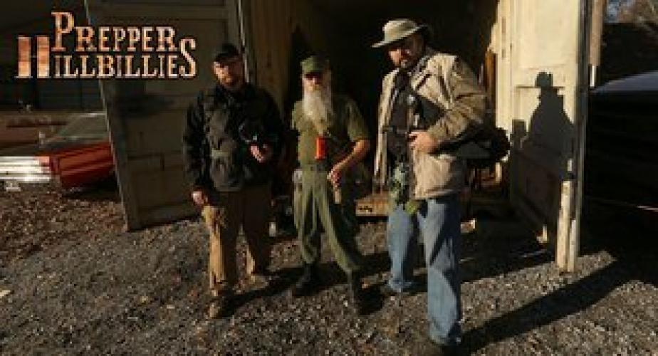 Prepper Hillbillies next episode air date poster